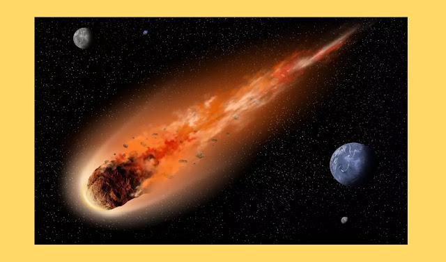 Komet Dan Asteroid Luar Angkasa