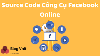 Share Code Simple Tools Facebook Online - Công Cụ Facebook