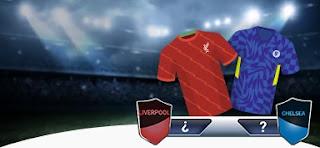 Luckia promo Liverpool vs Chelsea 28-8-21