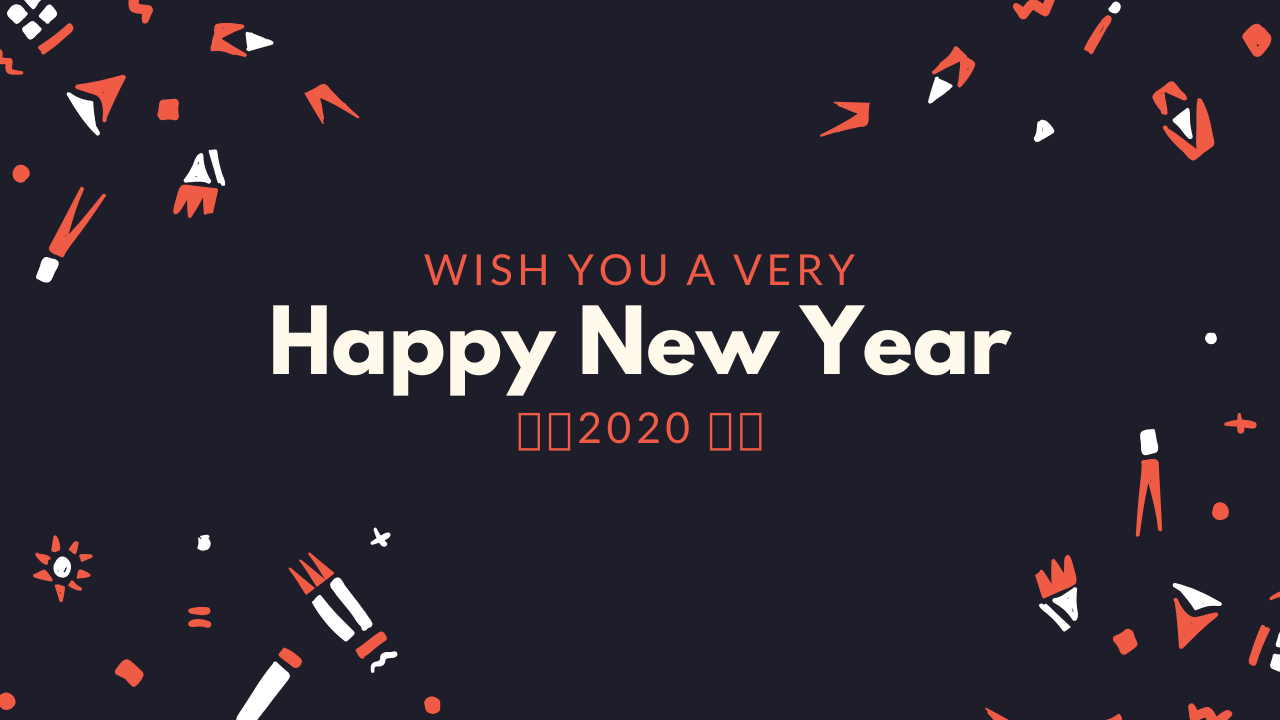 Happy New Year 2020 Wishing Messages Quotes Whatsapp Status