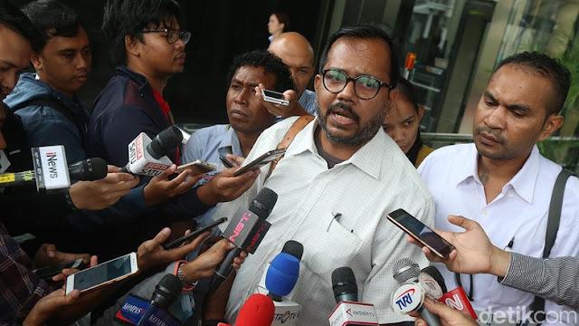 Haris Azhar Tak Takut Dicap Pro-Prabowo karena Jadi Pengacara Rocky Gerung