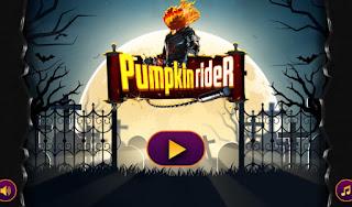 Jogue grátis Pumpkin Rider online html5