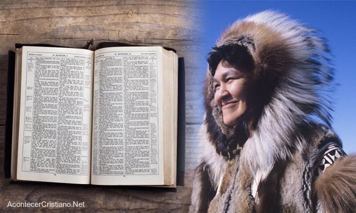 Biblia al idioma Yupik de Alaska