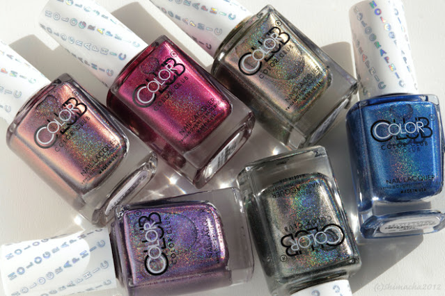 Color Club HALO JEWELS
