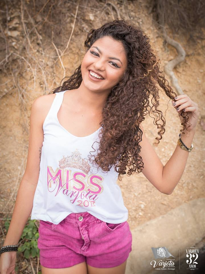 3º lugar rainha Varjota: Tamara Lima Castelo Branco