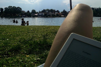 Lounging At The Lake Side: My Summer Reading
