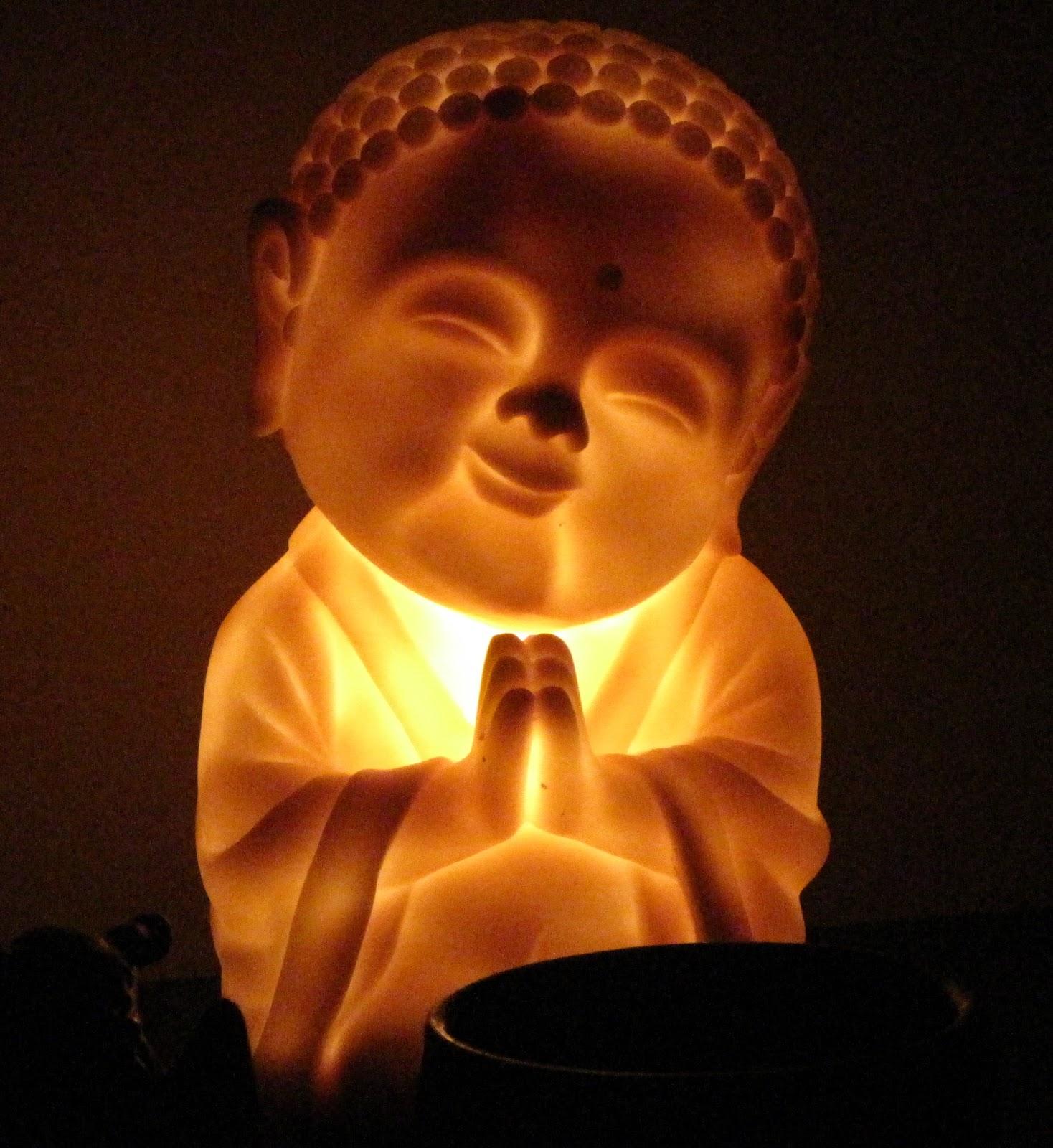 Cute Baby Buddah Night Light Celebrate Pinterest