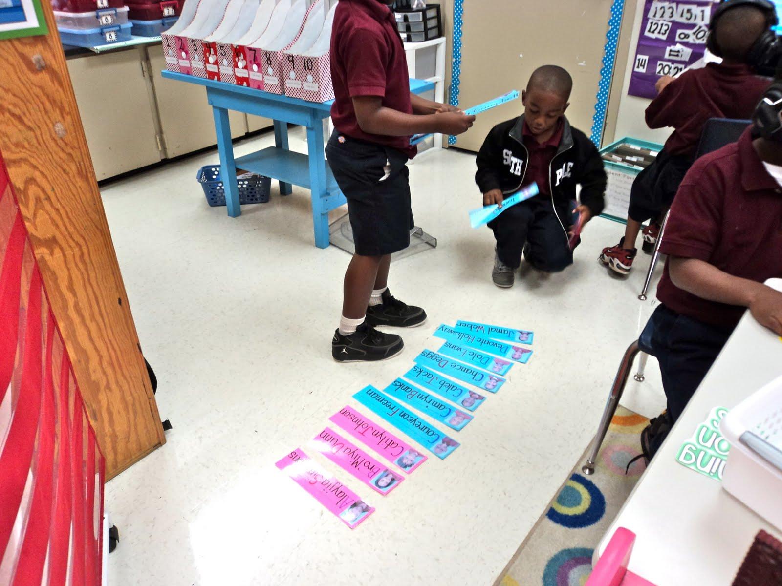 First Grade Fresh Literacy Work Stations Launch