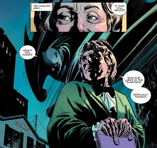 RETURN TO CRIME ALLEY (DENNY O'NEIL - STEVE EPTING)