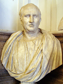 Cicero was a powerful orator and a  renowned expert in Roman law
