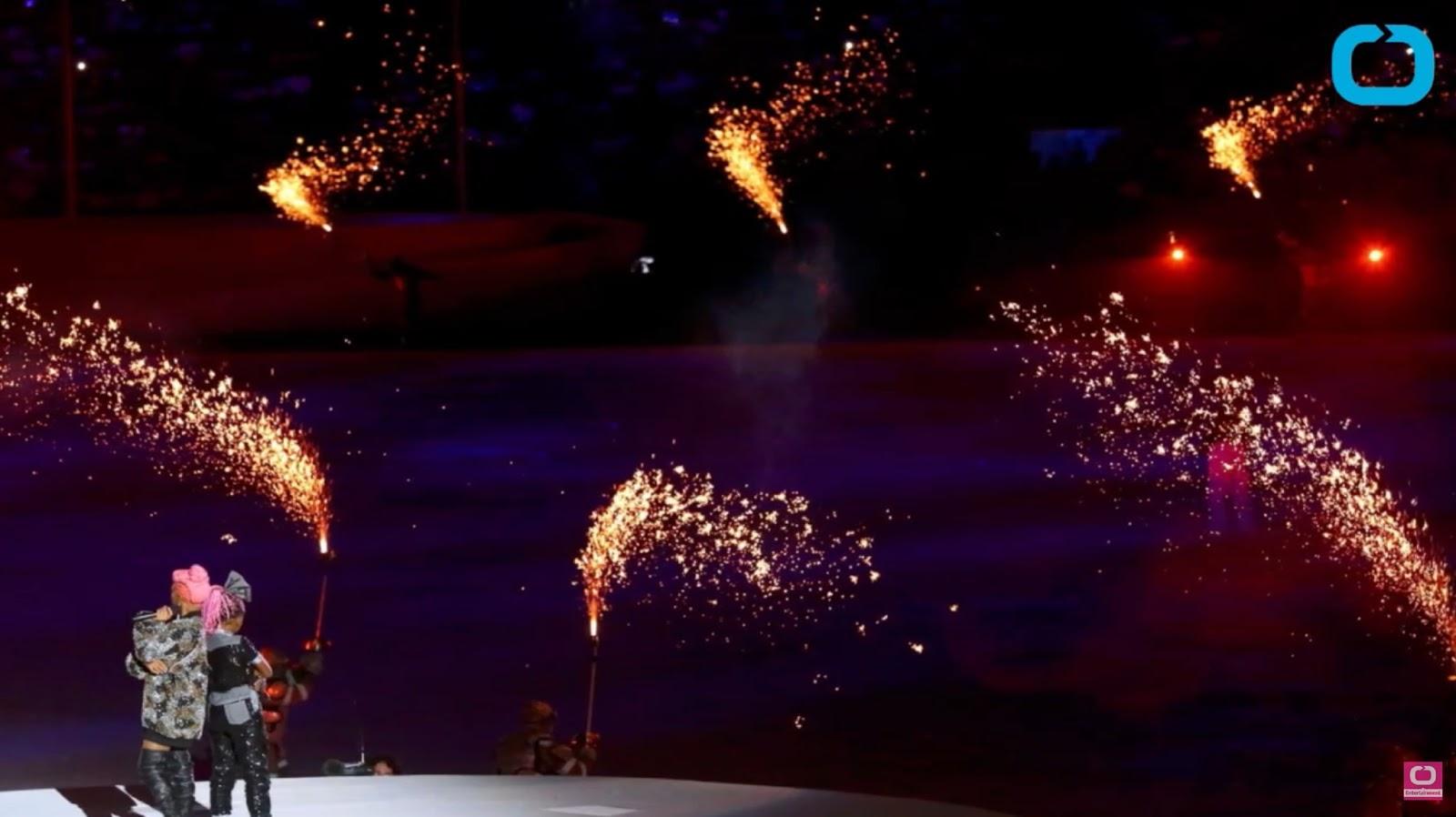 RIO OLYMPICS OPENING CEREMONY 15