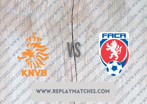 Netherlands vs Czech Republic -Highlights 27 June 2021