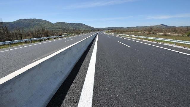 Βελτίωση της επαρχιακής οδού Κιβέρι - Άστρος - Άγιος Ανδρέας - Τυρός - Λεωνίδιο