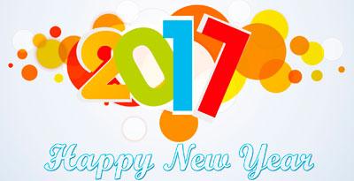 Mensajes cortos para enviar y felicitar por Año Nuevo 2017, frases y felicitaciones de Año Nuevo 2017 para enviar por celular