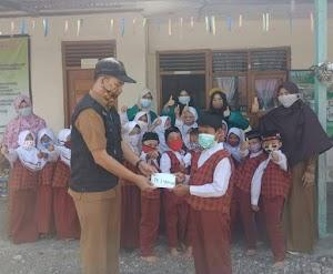 Siswa SDIT Muhammadiyah Manggeng Galang Dana Untuk Korban Bencana Alam
