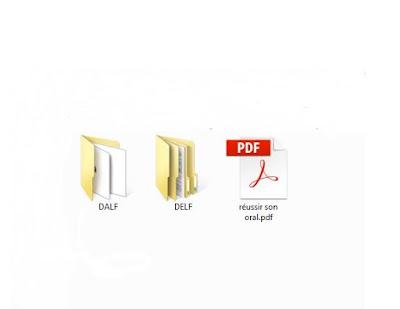 exemples des examens DELF_DALF