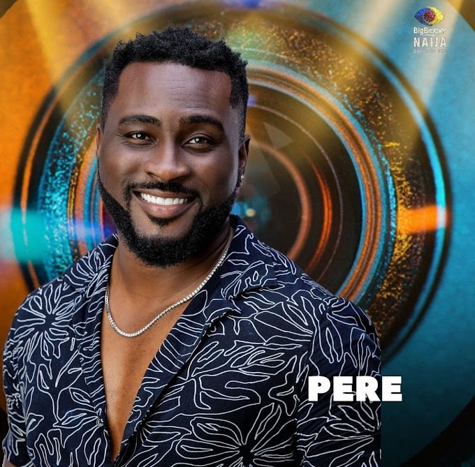 BBNaija 2021: Pere Become The New Head Of House