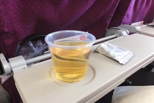 マレーシア航空エコノミードリンク malaysia-arlines-drink