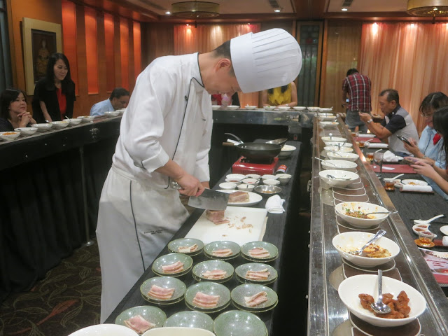 Chef Zeng Feng