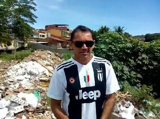 Em Guarabira 100% Josinaldo do Alto da Boa Vista denúncia estado de abandono no bairro
