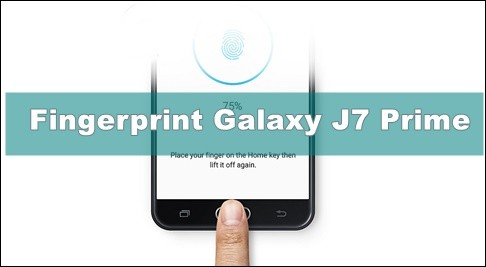 Cara Mengaktifkan Fingerprint J7 Prime