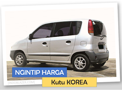 harga mobil Hyundai Atoz bekas terbaru.