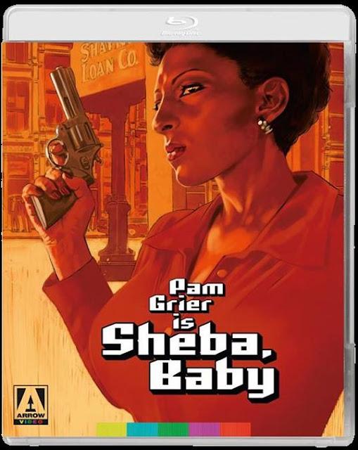 Sheba, Baby Blu-ray cover