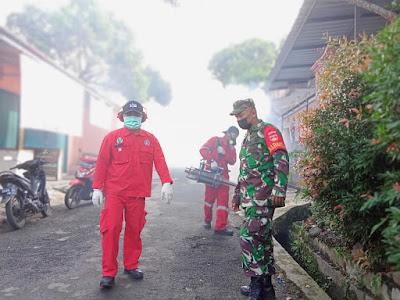 3 Warga Desa Krangean Terjangkit DBD, Fogging Langsung Dilaksanakan