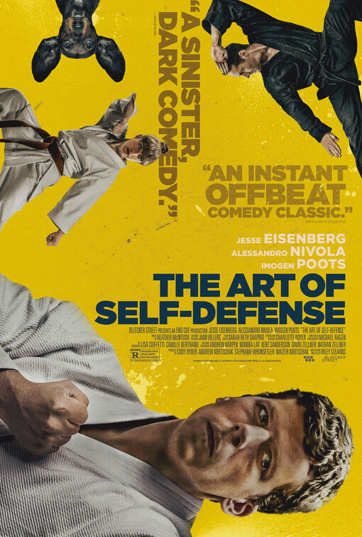 Art of Self Defense movie poster