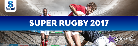 Crusaders v Chiefs Semi-Final Preview - Three Rugby Players One Being Tackled With Ball in Hand