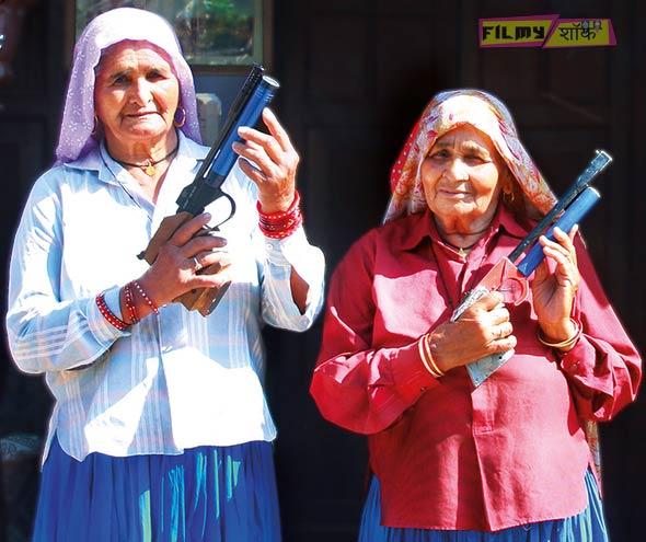 Chandro Tomar And Prakashi Tomar