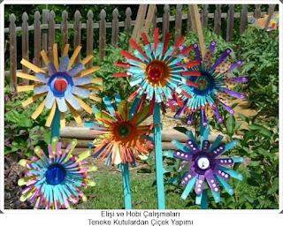 Elişi Çiçek Modelleri  1