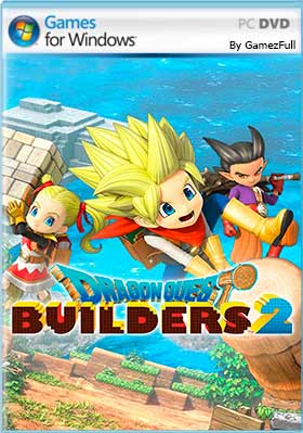 Dragon Quest Builders 2 PC [Full] Español [MEGA]