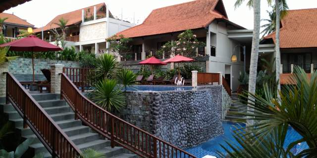 Best Western Premier Agung Resort Ubud pool