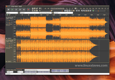 Install Audacity on Linux