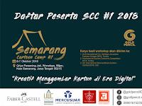 Daftar Peserta Semarang Cartoon Camp #1 2018
