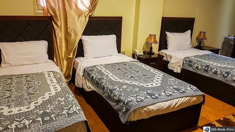 Hotel Best View Pyramids - Roteiro: 2 dias no Cairo, Egito