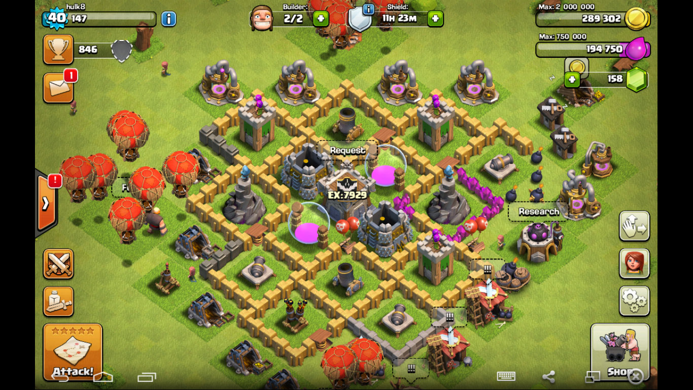 Free Clash Of Clans Account Top Level For Android And Ios