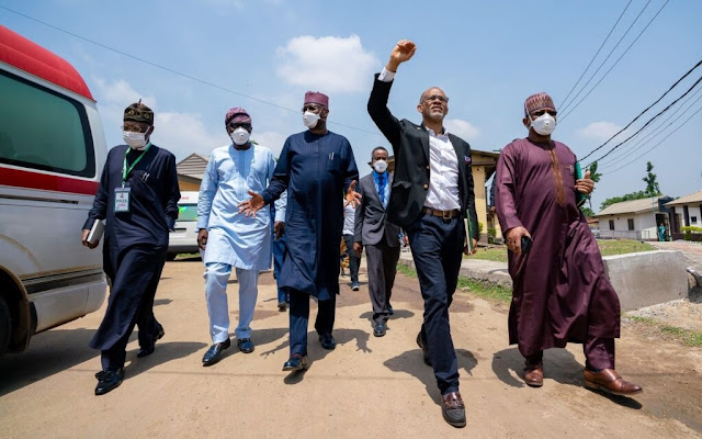 COVID-19: Only Buhari can decide on lockdown extension — Task Force