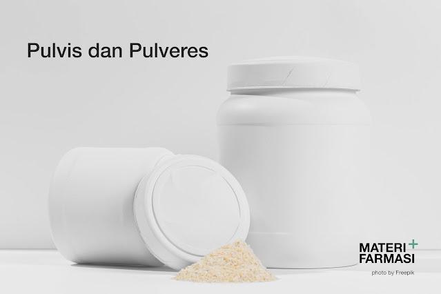 Pulvis dan pulveres