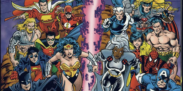 Marvel  e DC