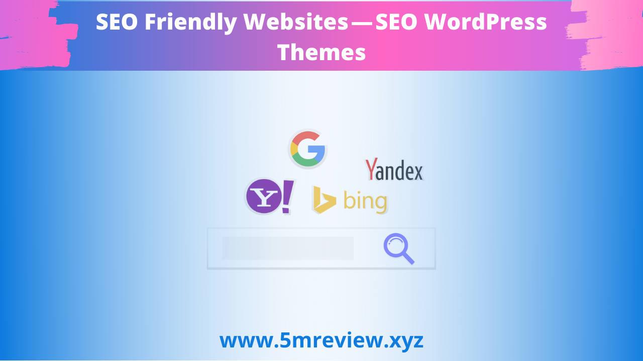 WebSuitePro SEO Friendly Websites SEO WordPress Themes