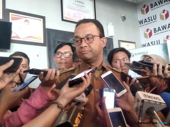 Anies Diperiksa Bawaslu dan Pejabat Pendukung Jokowi Aman