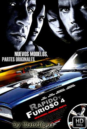 Rapido y Furioso 4 [2009] HD 1080P Latino [Google Drive] GloboTV