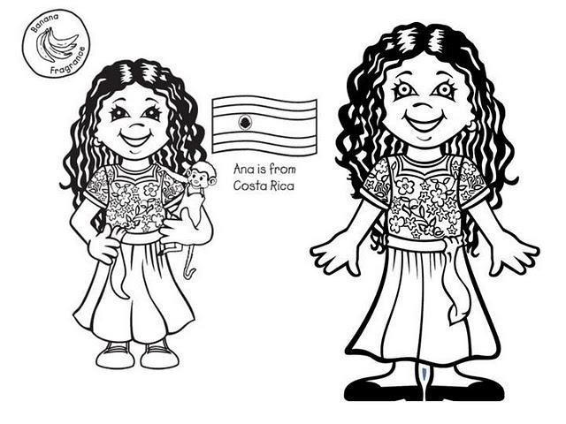 Yeni 23 Nisan çocukları Boyama Yazdırılabilir Boyama Sayfaları