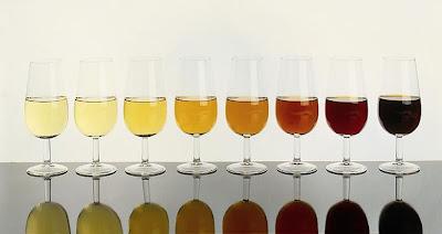 tipos de vinos jerez