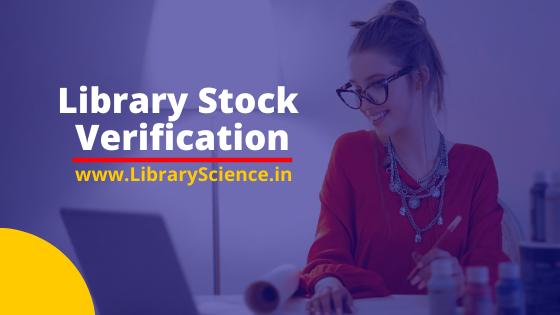 Stock Verification