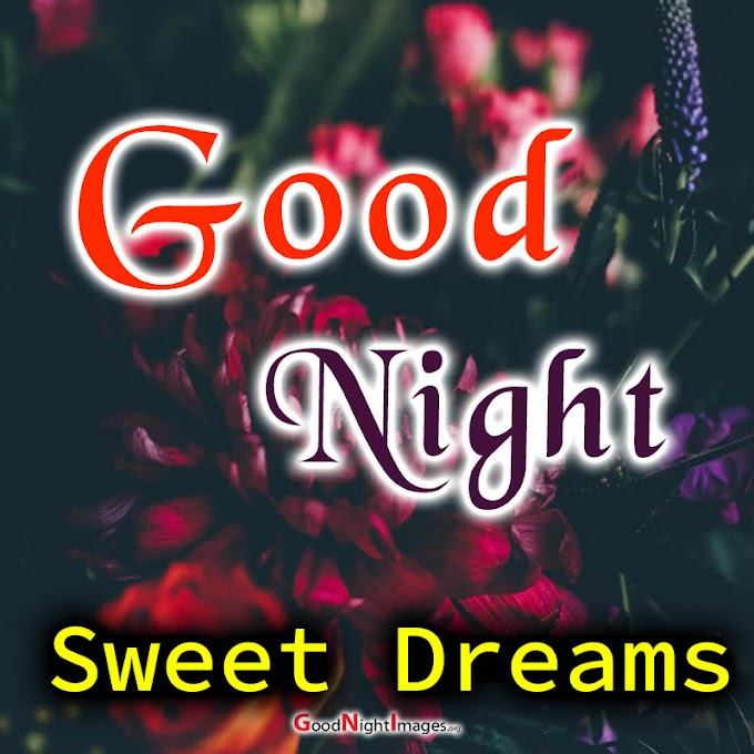 41+ Good Night Images with Flower HD Free Download For WhatsApp Images