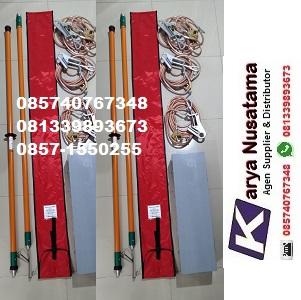 Jual Clamp LLC For Grounding Work Italia 150KV di Bangka Belitung