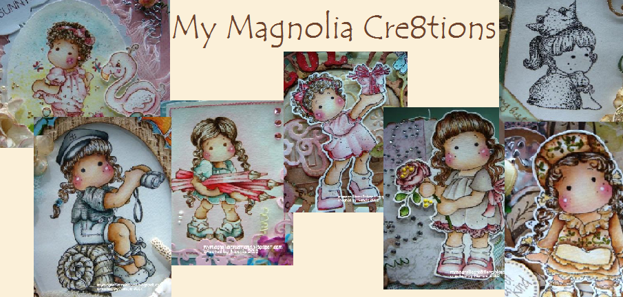My Magnolia Cre8tions